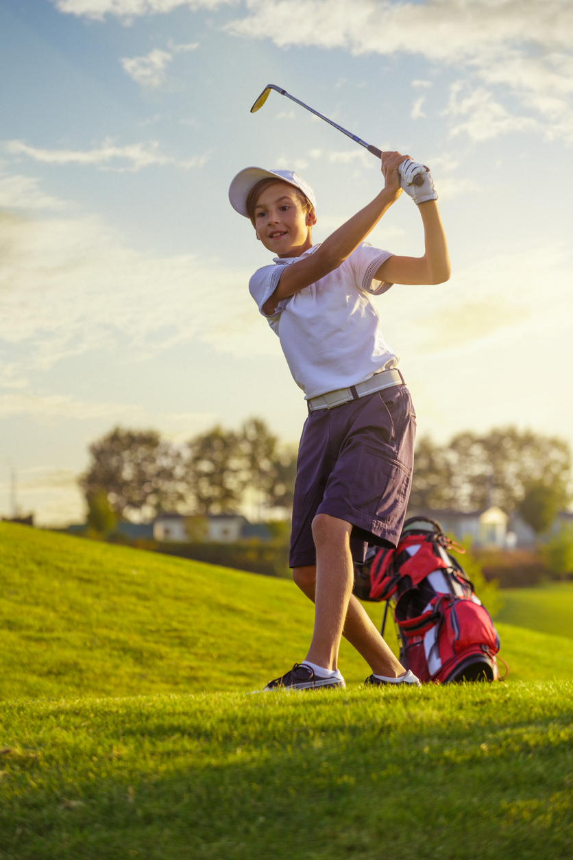Golf: why should kids play? - Carradalegolfclub.co.uk